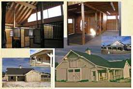 Barn Designs For Horses Barn And Arena Designs By Lynn Long Planning And Design Llc