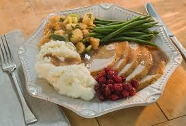 thanksgiving dinner stock photos offset