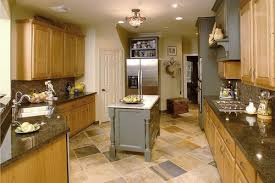 What To Do With Oak Cabinets  DESIGNED - Kitchen designs with oak cabinets