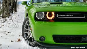 Dodge Challenger Green - 2017 dodge challenger gt awd first drive four season grand