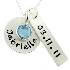mothers necklaces with names and birthstones jc jewelry design silver necklaces sted jewelry
