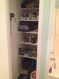 bathroom linen storage ideas spring woodpaper 4 closet organizing