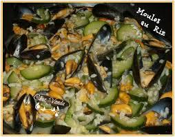 comment cuisiner des moules surgel馥s moules au riz chez vanda
