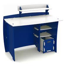 studio designs study corner desk blue hayneedle