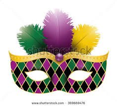 mardi gras mask and carnival mardi gras mask stock vector 369669476