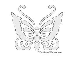 printable butterfly ideas remarkable amazing printable butterfly