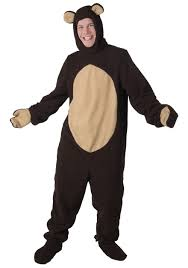 h0ly that is an extremely realistic looking bear costume