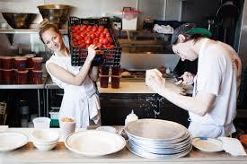 courtney storer jon u0026 vinny u0027s chef on balancing pizza produce