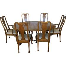 queen anne dining room set queen anne dining room set home design ideas and pictures