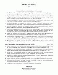 Advertising Sales Resume Examples by 10 Best Resumes Examples Budget Template Letter