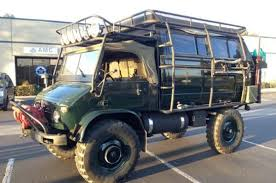 mercedes unimog for sale usa of the week 1965 unimog 4x4 for sale