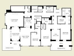 modern contemporary house floor plans retirement floor plans lofty design ideas floor plans retirement
