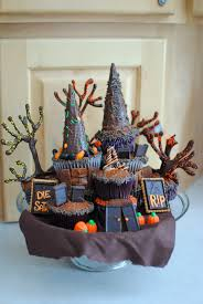 Fun Halloween Cakes The One With More Halloween Party Ideas Cupcake Diaries