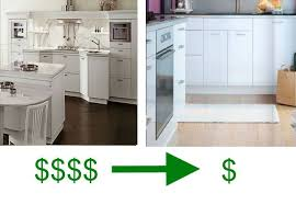 European Kitchen Cabinets Snaidero Vs IKEA - European kitchen cabinet