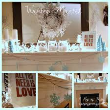 How To Decorate A Mirror Mantel Exciting Mantel Decor Ideas For Fireplace Design