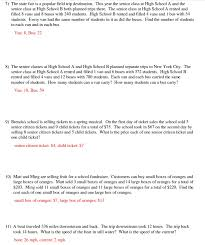 solving systems of equations word problems worksheet worksheets for all and share worksheets free on bonlacfoods com
