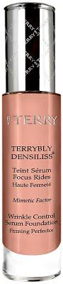 by terry terrybly densiliss wrinkle control serum foundation 8 5 amazon com by terry terrybly densiliss foundation 6 light