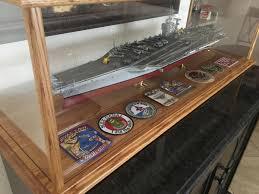 customer model display case gallery