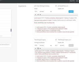 Resume Maer Resume Builder Pro Screenshot Iphone Screenshot 1 App For Resume