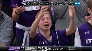 Boy With Braces Meme - march sadness crying northwestern kid becomes internet sensation