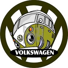 volkswagen van drawing vw bus karikatur free download clip art free clip art on