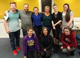 Seeking Show Cast Kingdom Theatre Company