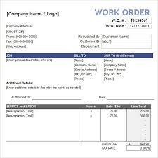 Maintenance Work Order Template Excel Elsevier Social Sciences Page 2 Of 4 Education Redefined