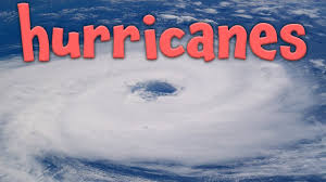 hurricanes learning about hurricanes for kids and children youtube