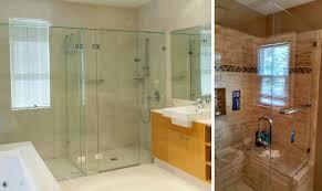 Custom Glass Doors For Showers by Glass Shower Doors Colonial Door U0026 Glass Inc