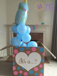 balloons in a box gender reveal gender reveal michiforniagirl