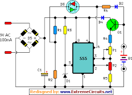 how to build nimh and nicd battery charger circuit circuit diagram