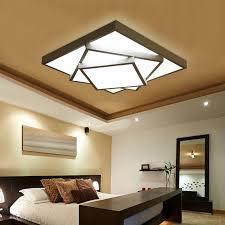 modern led ceiling lights living acrylic design kitchen lamp for
