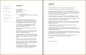 how to format a formal letter images letter format examples
