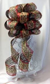 61 best tree topper bow images on