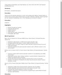 Best Master Teacher Resume Example by Download Paraprofessional Resume Haadyaooverbayresort Com