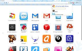 chrome google webstore apps pop up chrome web store