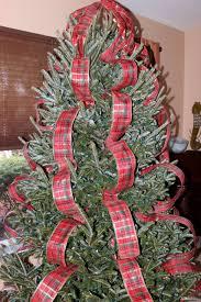 christmas tree ribbon ribbon christmas tree decorations