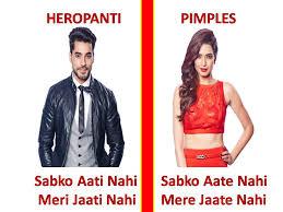Hindi Meme Jokes - bigg boss 8 contestants funny jokes and memes