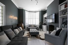 Light Grey Walls by Grey Wall Living Room Interior Design U2013 Rift Decorators