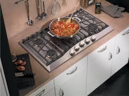Wolf Gas Cooktop 30 Viking Cooktop 36 Gas Rdgsu In Stainless Steel Regarding Cooktops