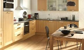 cuisine couleur bois cuisine couleur bois affordable cuisine bois with cuisine bois