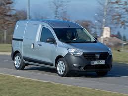 Dacia Dokker Van 2013 Pictures Information U0026 Specs