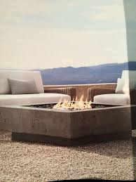 Concrete Fire Pits by 25 Best Modern Fire Pit Ideas On Pinterest Square Fire Pit