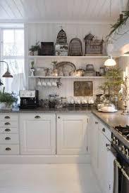 Cottage Galley Kitchen Backsplash Kitchen With No Top Cabinets Modern Kitchen With No