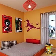 the leonidas football bedroom sticker walldesign