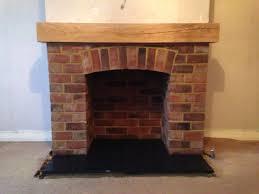 brick fireplace with oak mantel stuff to buy pinterest oak