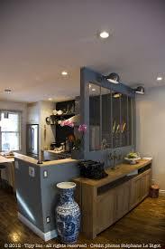 separation cuisine salle a manger buffet vaisselier ou enfilade cocon de décoration le
