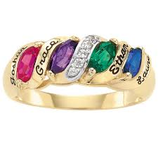 gold mothers rings songs of mothers rings 4 14k yellow gold songs of
