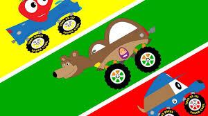 jagodici patrolne sape u0026 medvjed sklapanje auta mix
