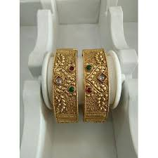 antique copper bracelet images Artificial bangles antique bangles wholesale trader from rajkot jpg